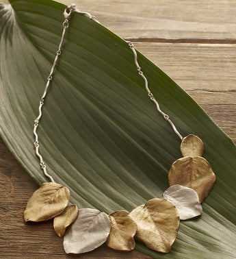 Survivor Tree Two Tone Jewelry Collection