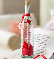 Personalized Message In A Bottle � Bear Hugs