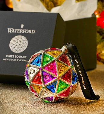 Waterford� 2014 Times Square Ball Ornament