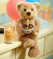Happy Birthday Animated Bear by Gund�