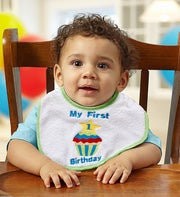My First Bibs Baby Shower Gift Set