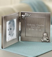 Personalized Baby Frame