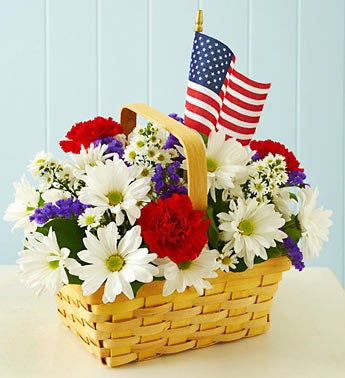 Red, White & Blooms?