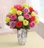 Assorted Roses, Buy 12, Get 12 Free