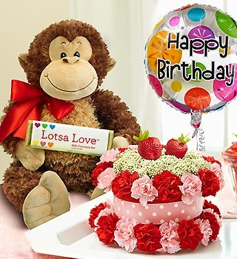 Lotsa Love� Birthday Bundle Strawberry Shortcake
