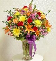Funeral Vase Arrangements
