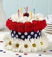 Liberty Dreams Flower Cake?
