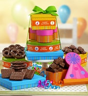 Harry London� Happy Birthday Sweets Tower