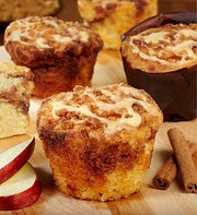 Cinnamon Apple Coffee Bakes