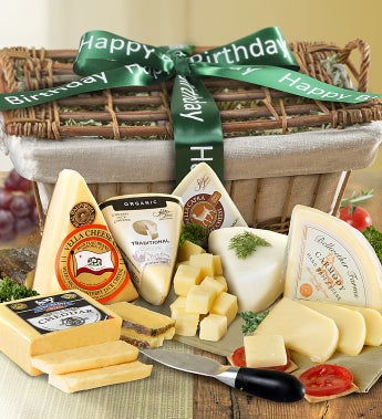 Birthday Gift Basket - 1800baskets.com
