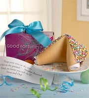 Giant Confetti Fortune Cookie