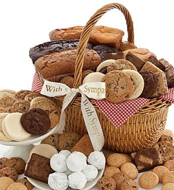 Mrs. Beasley?s Sympathy Gift Basket