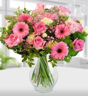 Sensational Mixed Flower Bouquet