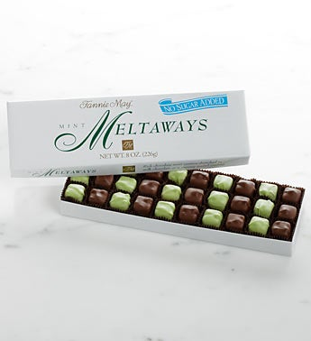 Fannie May� No Sugar Added Mint Meltaways