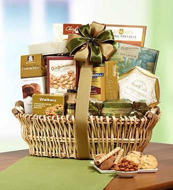 Regal Grandeur Gift Basket