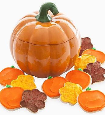 Cheryl's Classic Pumpkin Jar