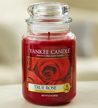 True Rose Yankee Candle�