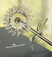 Waterford� Glass Sunflower